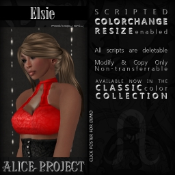 Alice Project Hair - Elsie